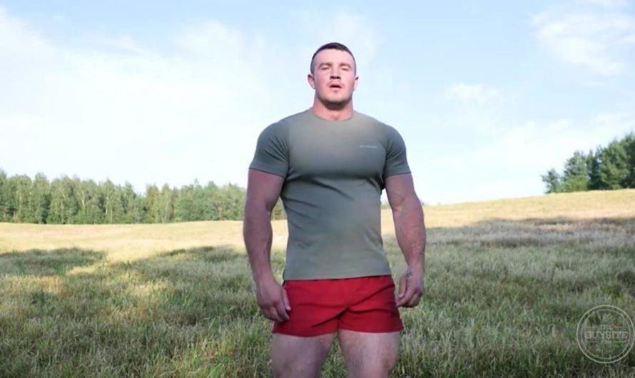 TheGuySite – Naked Russian Stud