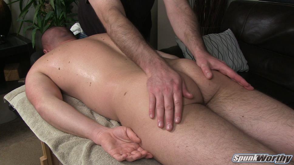 SpunkWorthy - Eli's Massage SpunkWorthy