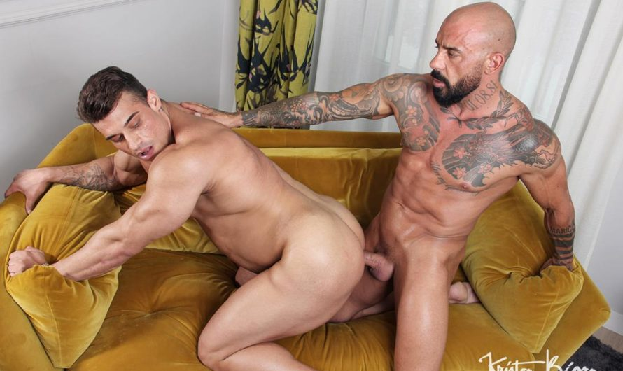 KristenBjorn – Casting Couch #434: Heracles, Juanjo Rodriguez