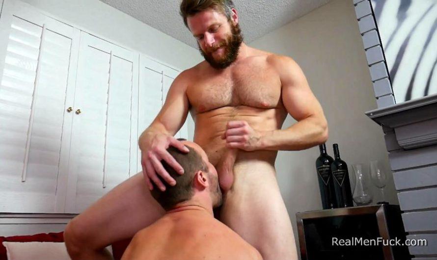 RealMenFuck – Post Gym Ball Sweat – Brian Bonds & Alex
