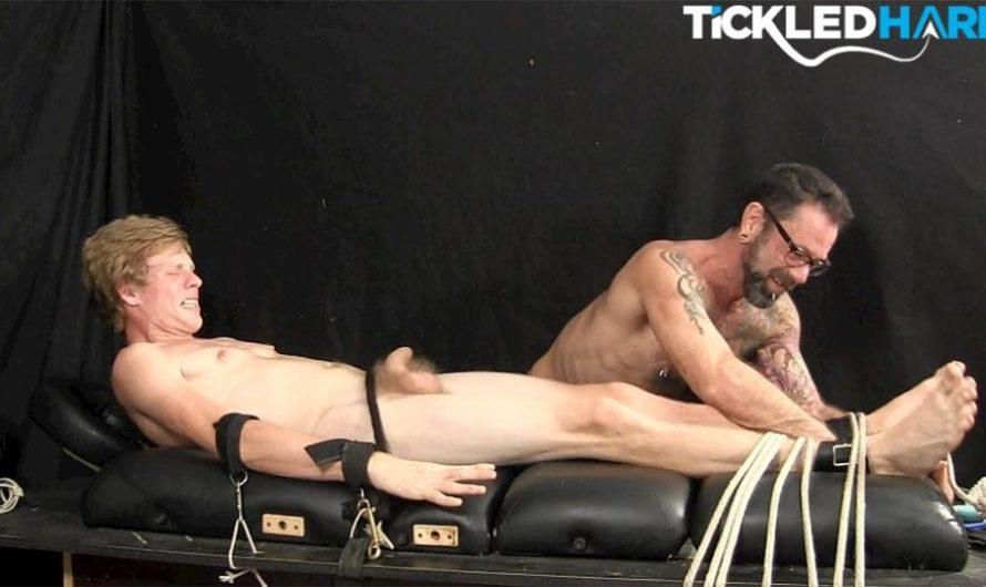 TickledHard – Jason Jones' Feet