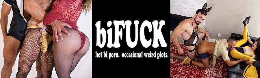BiFuck - I'm On the Phone - Kat Dior, Dillon Diaz, Draven Navarro BiFuck