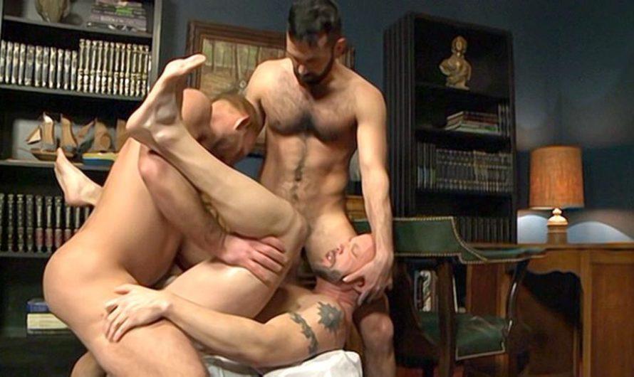 DaddySexFiles – Enticed Into A Gay Orgy – Trevor Knight, Rich Kelly
