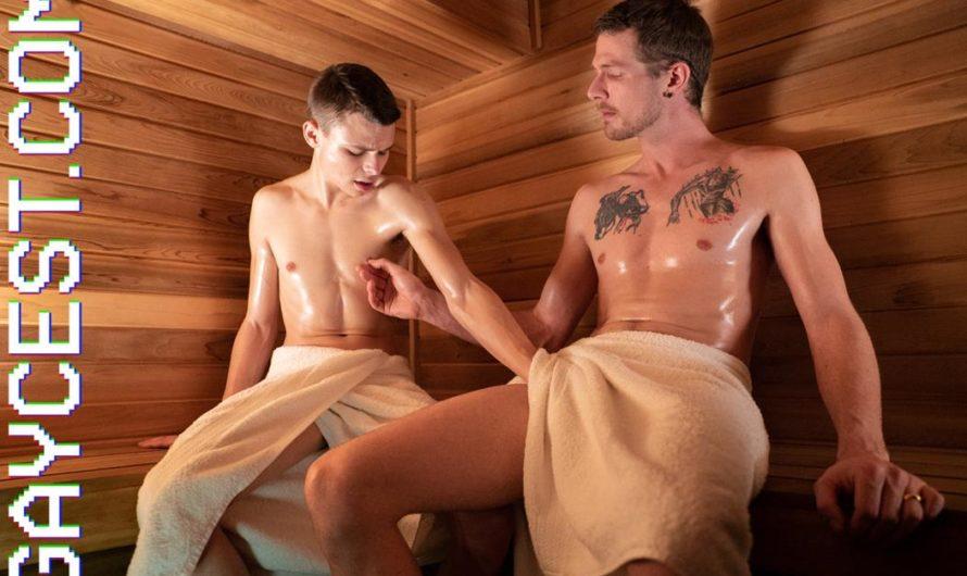 GayCest – Sauna Play – Austin L Young, Tim Armstrong
