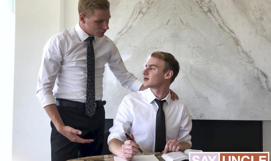 MissionaryBoys.com – Deep Bonding – Lukas Stone, Eric Charming