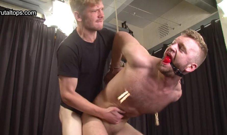 BrutalTops – Master Dave and Master Derek Fuck Their Sub