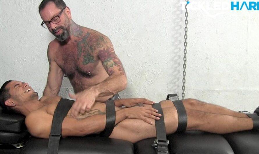 TickledHard – Damian's Tickle Pleasure
