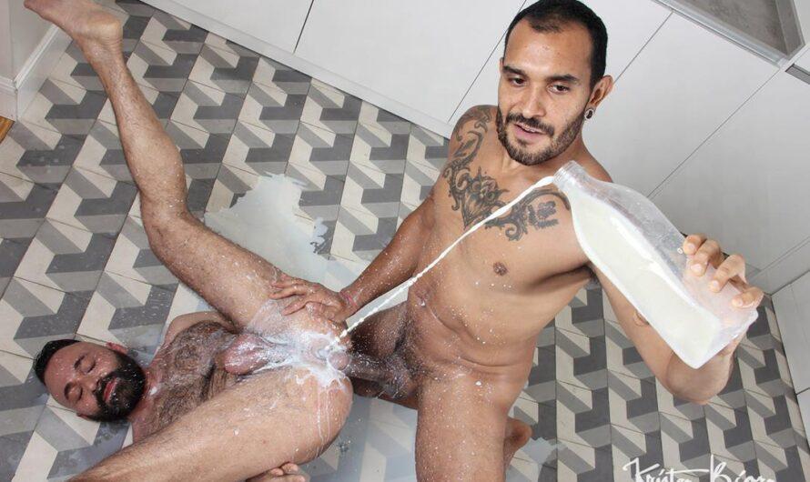 KristenBjorn – Got Milk? – Lucio Saints, Leonardo Lucatto