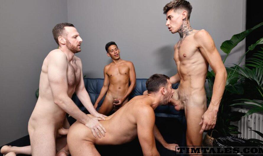 TimTales – John's Triple DP – John Thomas, Diego Mattos, Maksim Orlov, Tim Kruger