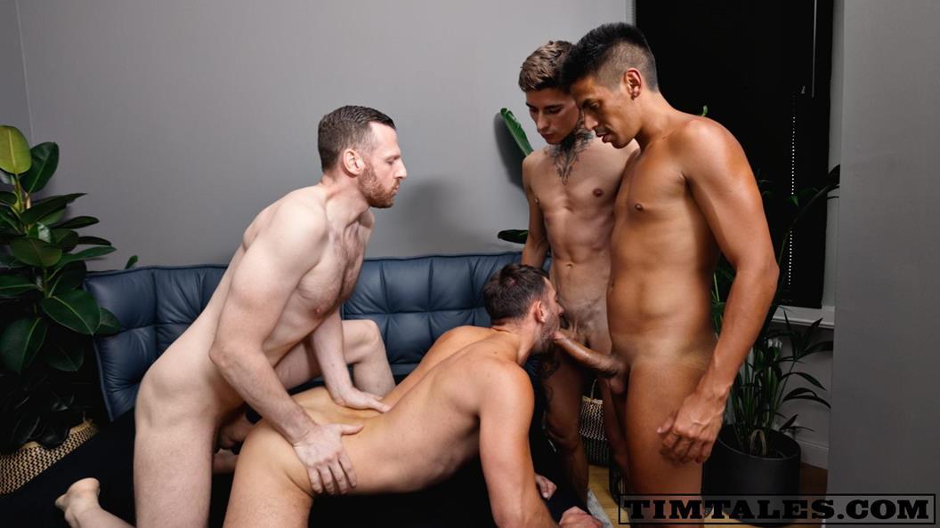 TimTales - John's Triple DP - John Thomas, Diego Mattos, Maksim Orlov, Tim Kruger TimTales