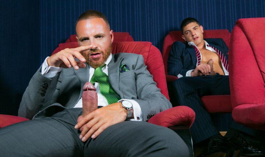 MenAtPlay – Cine-X Chill & Play – Leo Rosso, Bastian Karim