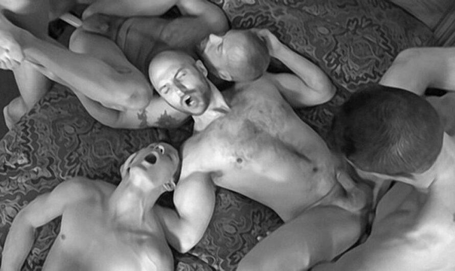 DaddySexFiles – Freeballing Coach Starts An Orgy – Mike Tanner, Joe Parker