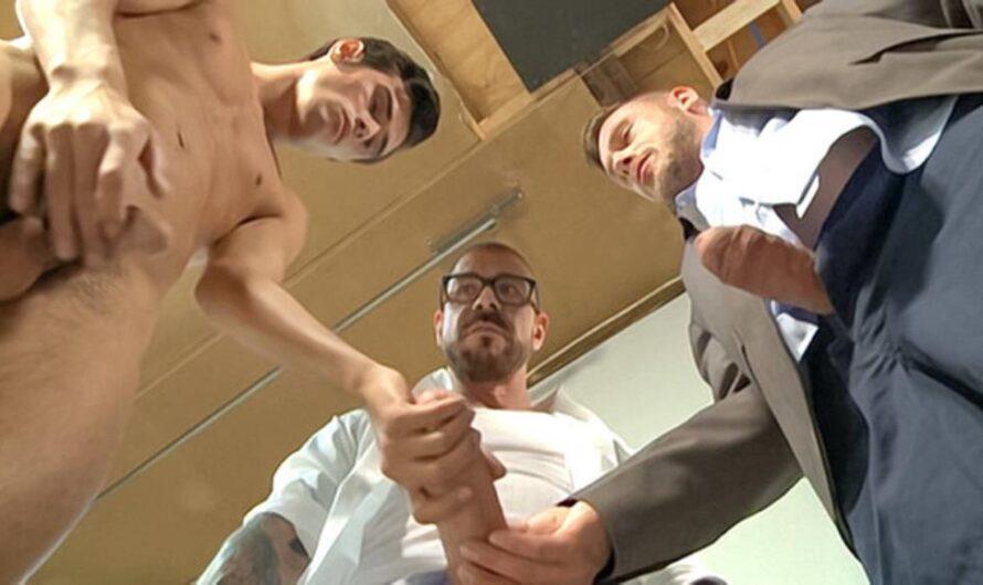 DaddySexFiles – Maintenance & Manly Milk – Brett Cox, Hans Berlin, Rocco Steele