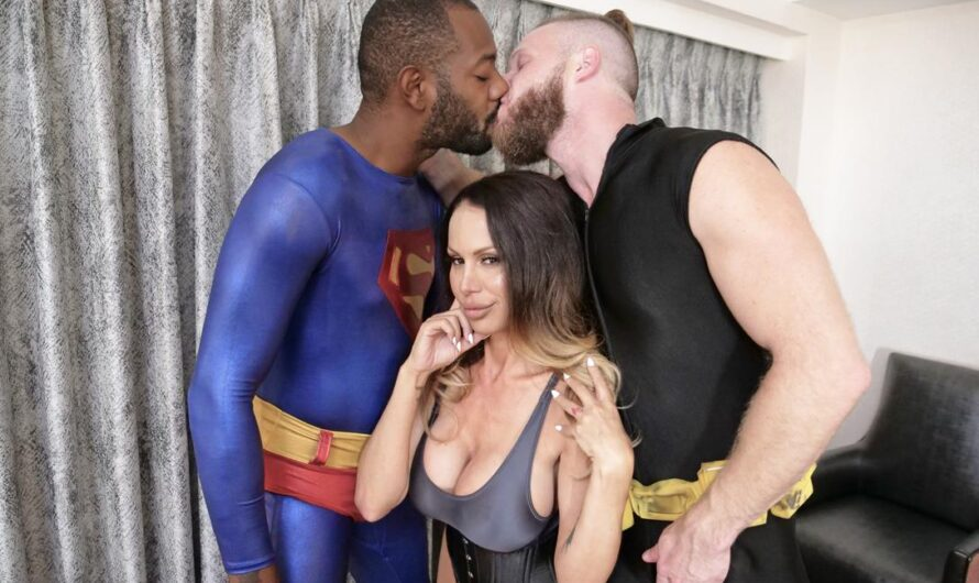 BiFuck – Fucking Kryptonite – Mckenzie Lee, Brian Bonds, August Alexander