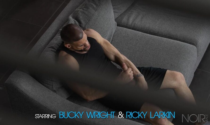 NoirMale – The Voyeur – Ricky Larkin, Bucky Wright