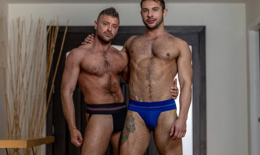 IconMale – A Better Man – Seth Santoro, Jack Andy