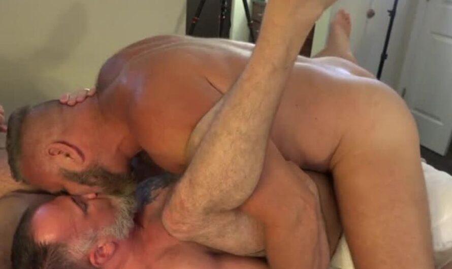 MuscleBearPorn – Husband Swap Part 2 – Thor Buckner, Tigerpouncer, Liam Angell, Will Angell