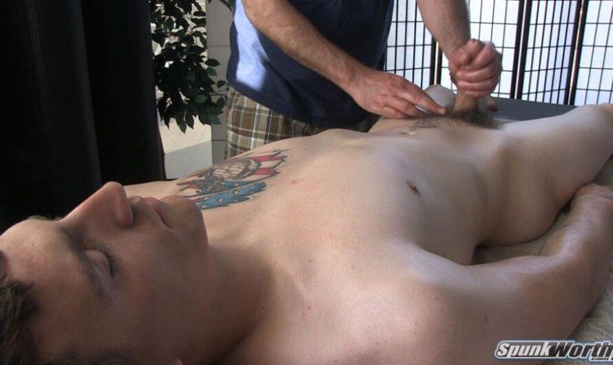 SpunkWorthy – Ty's massage