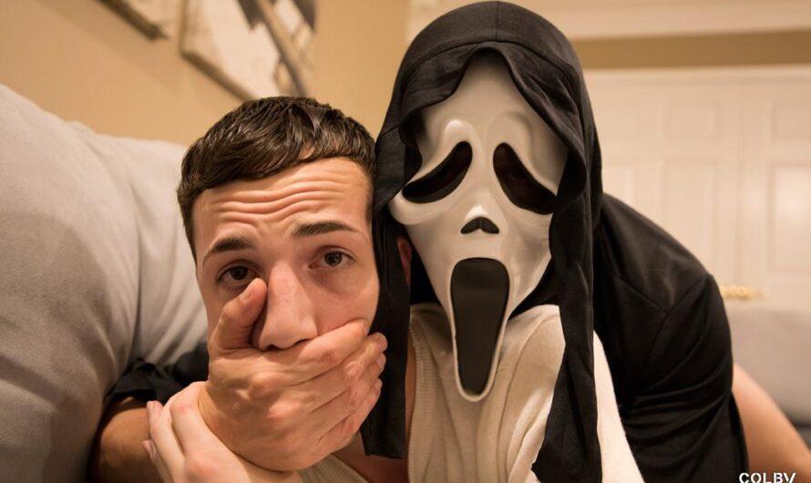 ColbyKnox – Scream – A ColbyKnox Parody – Troye Jacobs, Mickey Knox