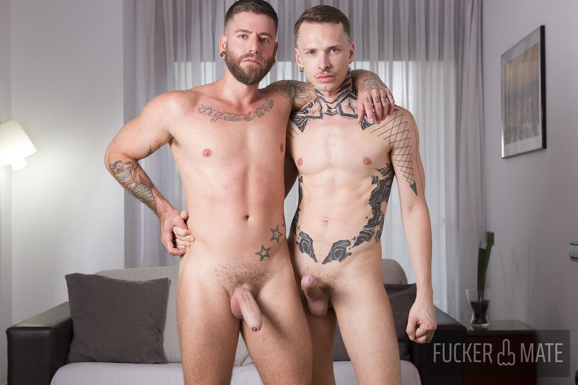 FuckerMate - Raw Fuckfest - Robert Royal, Rico Vega FuckerMate