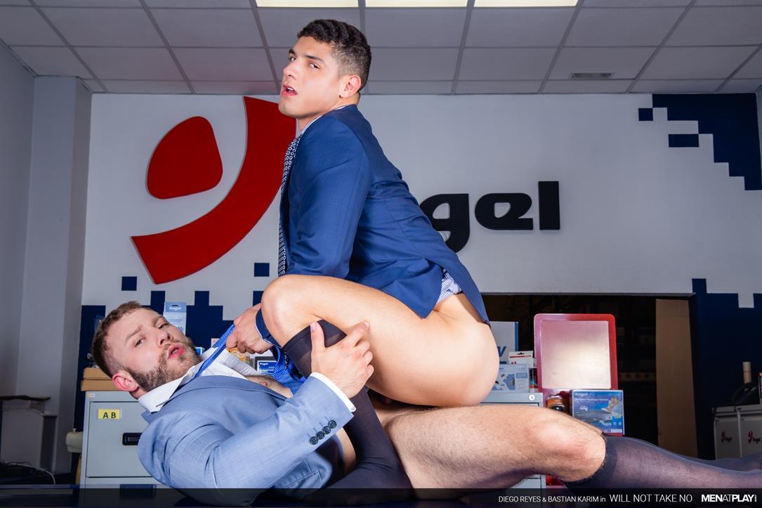 MenAtPlay - Will Not Take No - Diego Reyes, Bastian Karim MenAtPlay