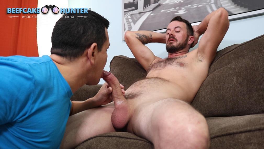 BeefCakeHunter - Edging sexy hung daddy Phillip BeefCakeHunter