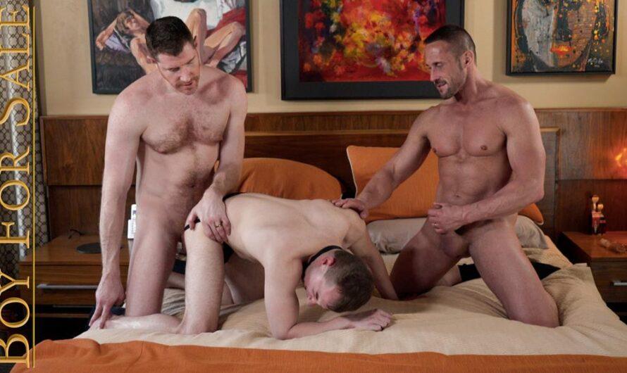 BoyForSale.com – BOY BLAKE – The Prize – Blake Ellis, Myles Landon, Legrand Wolf
