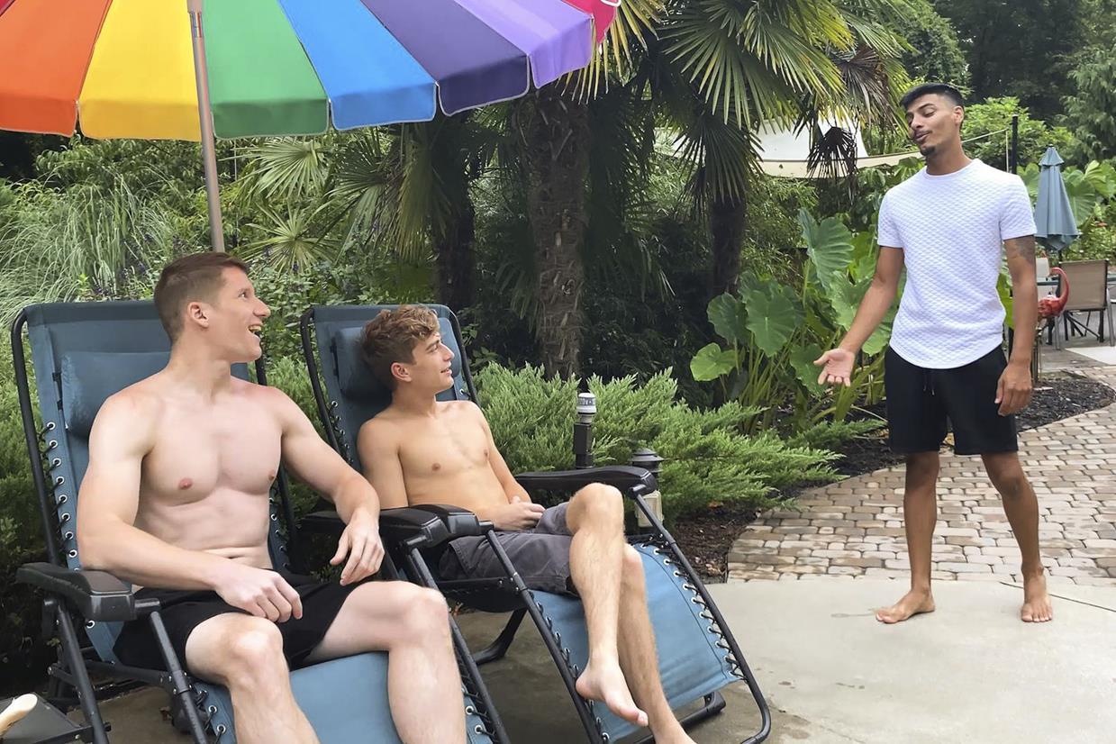 BrotherCrush - Help Out a Cuz - Apollo Fates, Aiden Asher, Jesse Bolton BrotherCrush