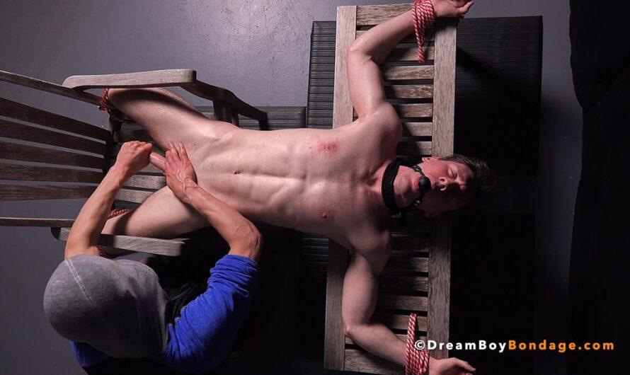 DreamBoyBondage – DIRK WAKEFIELD – Bench Torture – Chapter 2