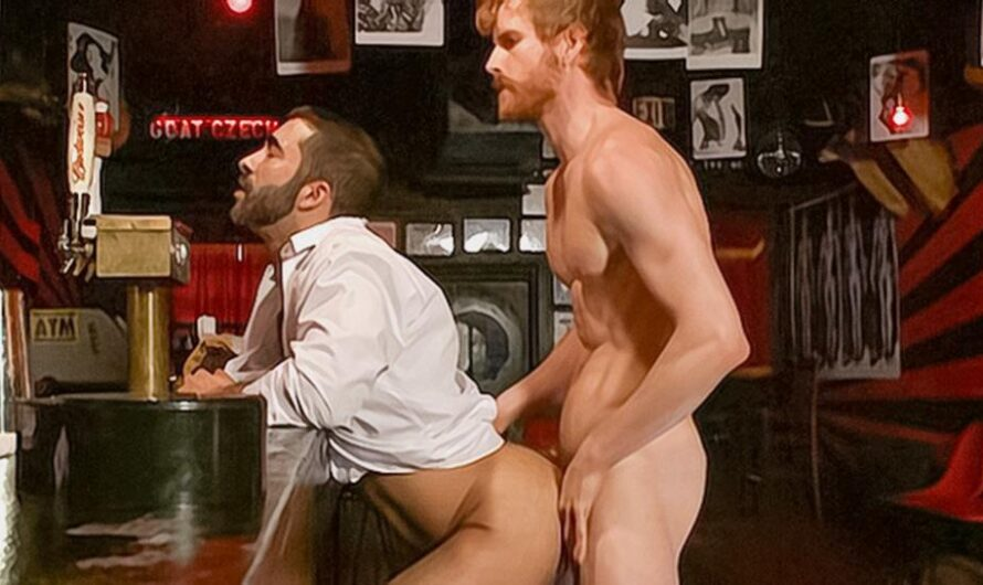 DaddySexFiles – Getting Some Cock After Closing – Josh Gingerson, Mike Dreyden