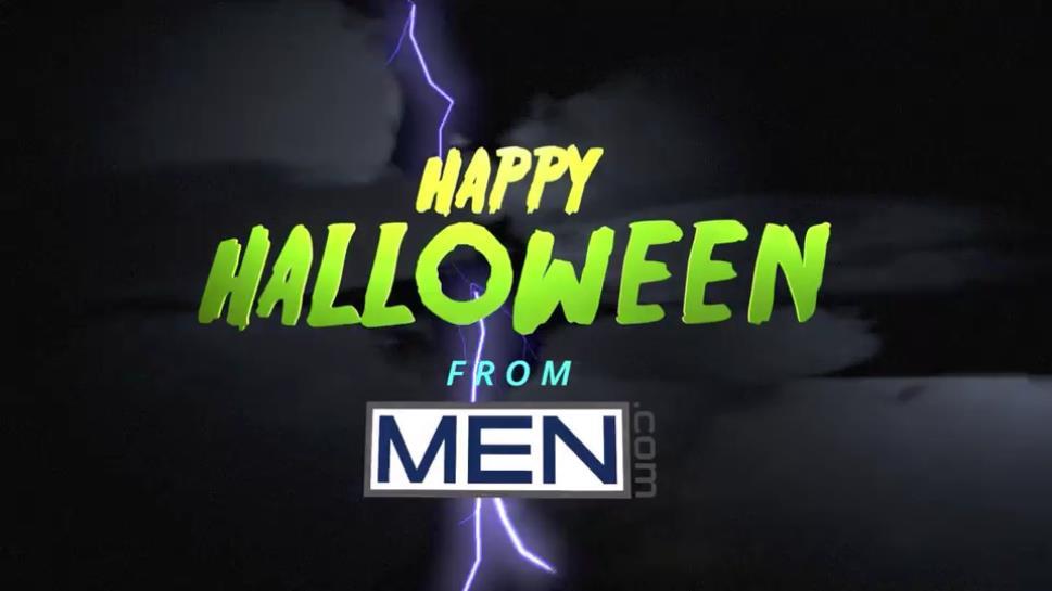 MEN.com - HAPPY HALLOWEEN FROM MEN.COM MEN.com
