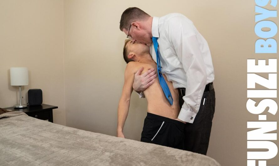 FunSizeBoys.com – The Doctor's House – Chase Daniels, Legrand Wolf