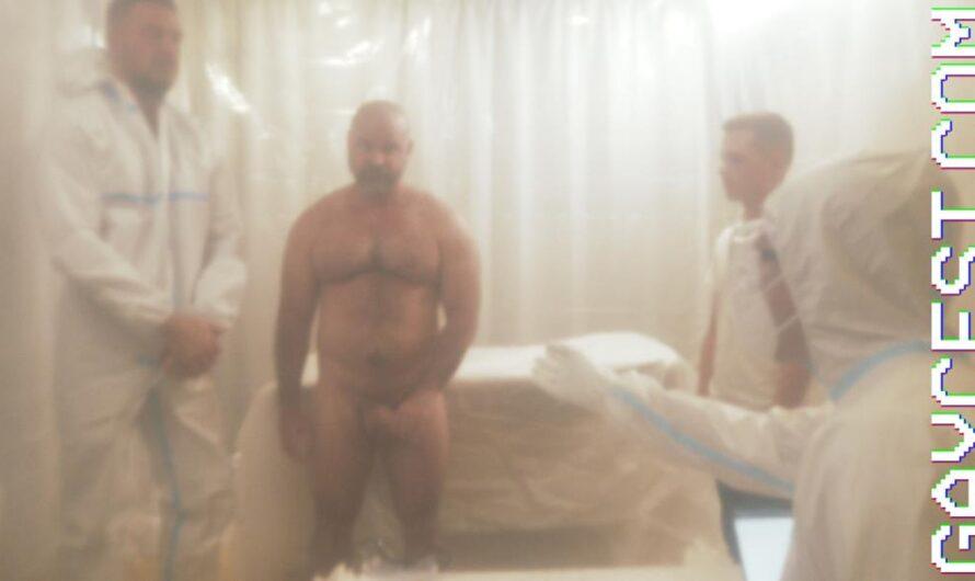 GayCest – GLOBAL OUTBREAK – Cleanroom Intake Evaluation – Mark Winters, Dolf Dietrich, Bishop Angus