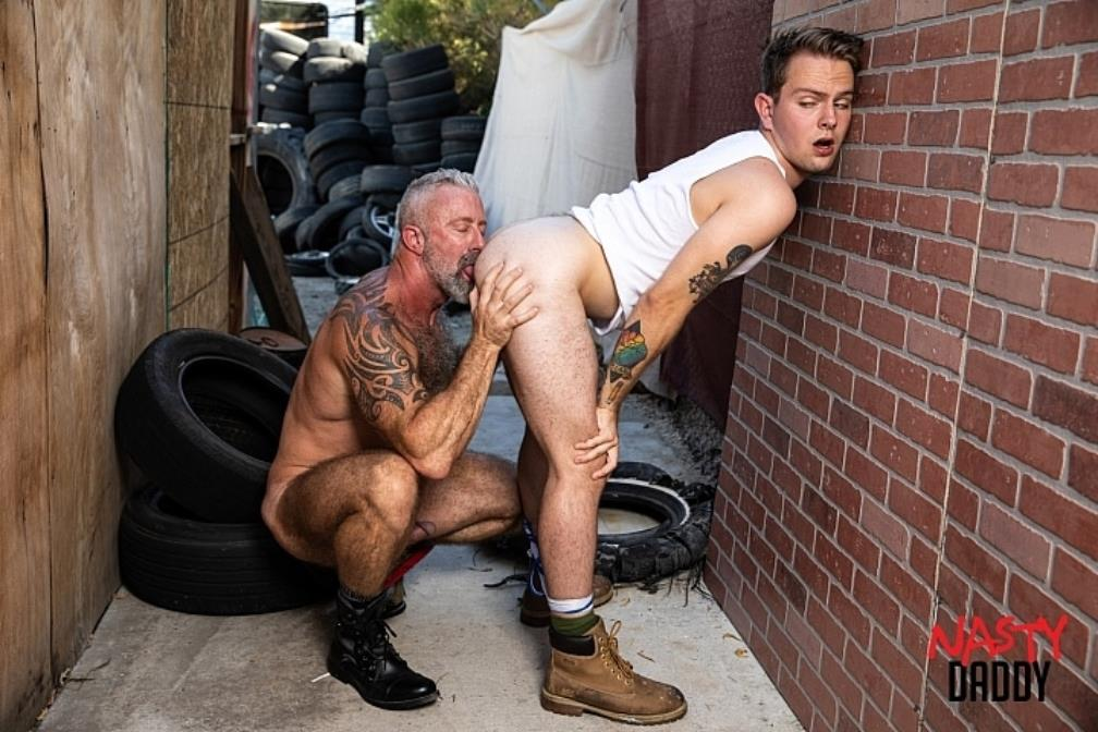 NastyDaddy - Yes Daddy - Timothy Drake, Lance Charger NastyDaddy