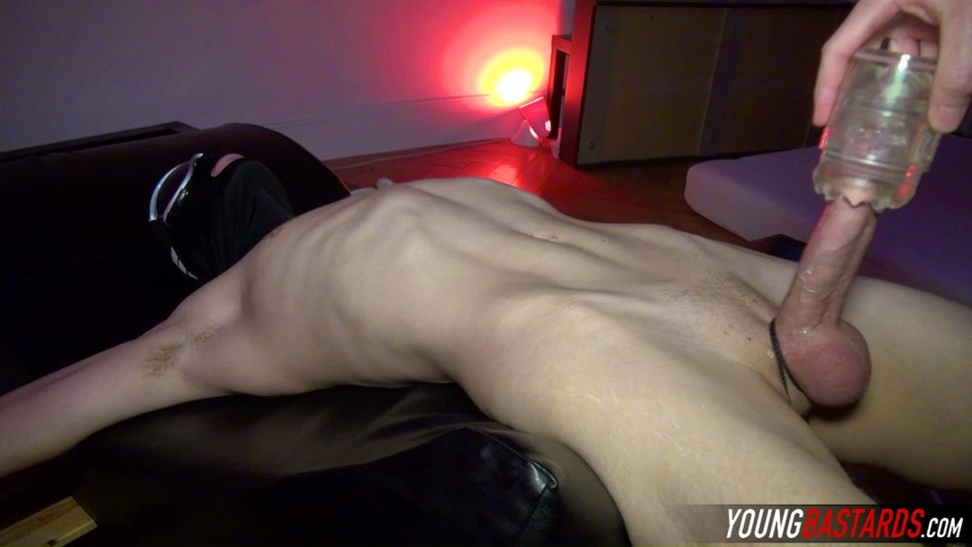 YoungBastards - Milking Sneaker Boys Big Cock YoungBastards