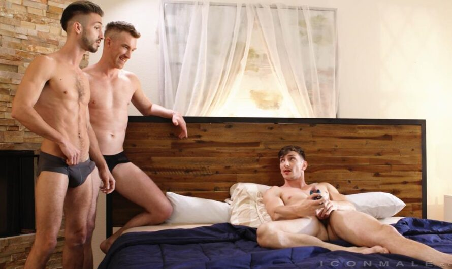 IconMale – The Thirst Is Real – Nick Fitt, Michael Jackman, Ian Frost