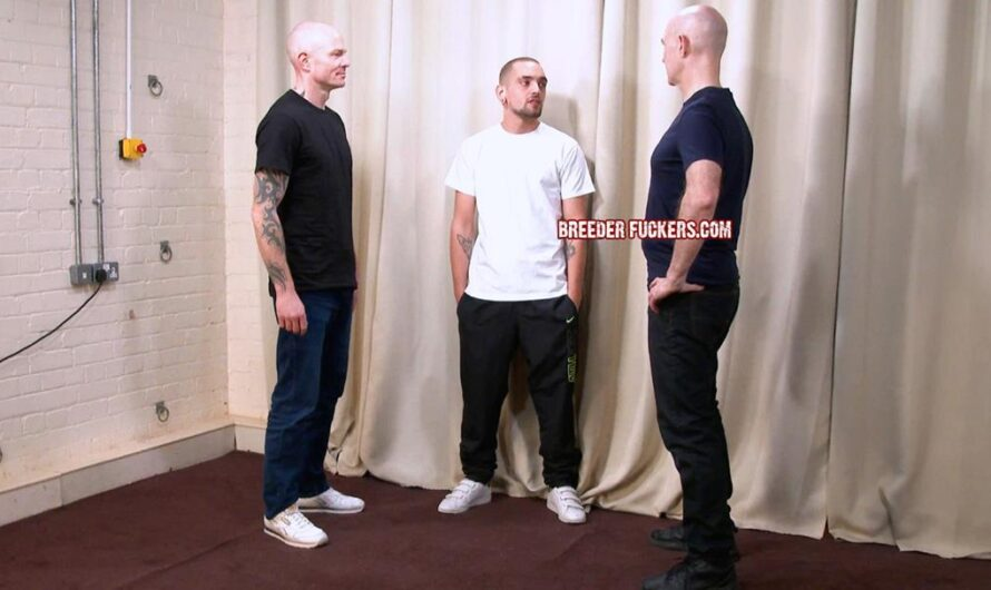 BreederFuckers – Scally Lad Anton Stripped Groped & Flogged