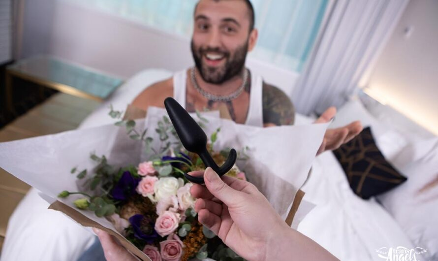 TransAngels – Dick-Down Appointment – Evie Envy, Markus Kage