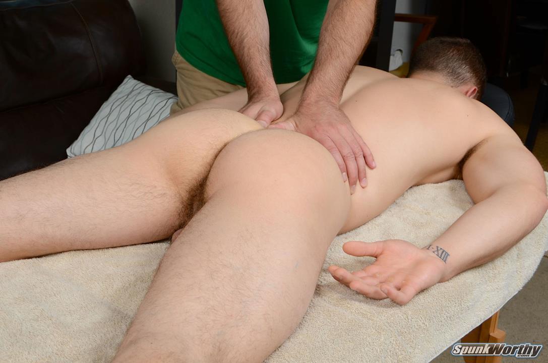 SpunkWorthy - Dean's Massage SpunkWorthy