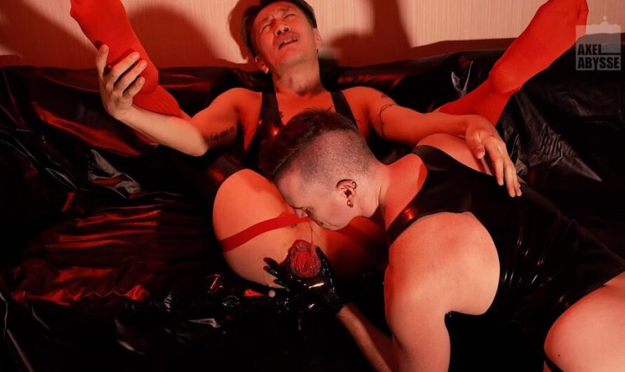 AxelAbysse – Smashed – Y-aSS, Axel Abysse