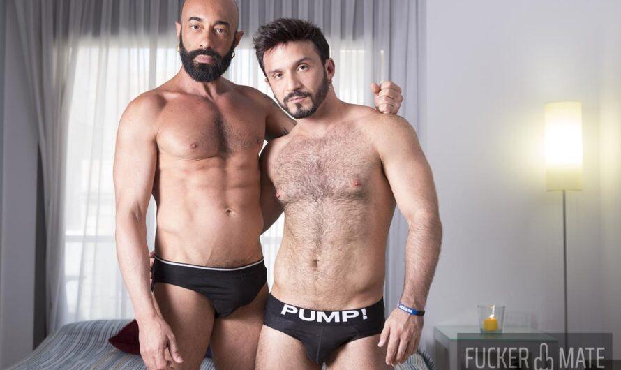FuckerMate – Taste Of Cock – Gianni Maggio, Kike Gil