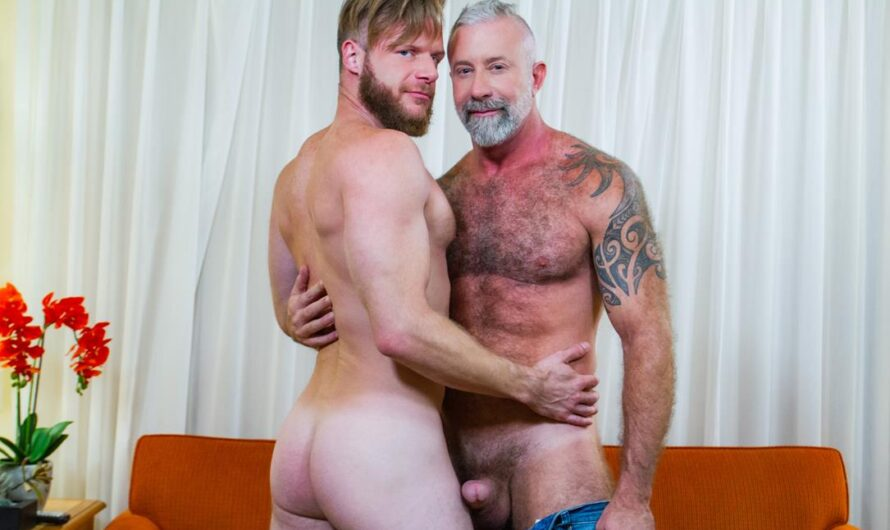 Masqulin – My Hot Roommate – Brian Bonds, Lance Charger