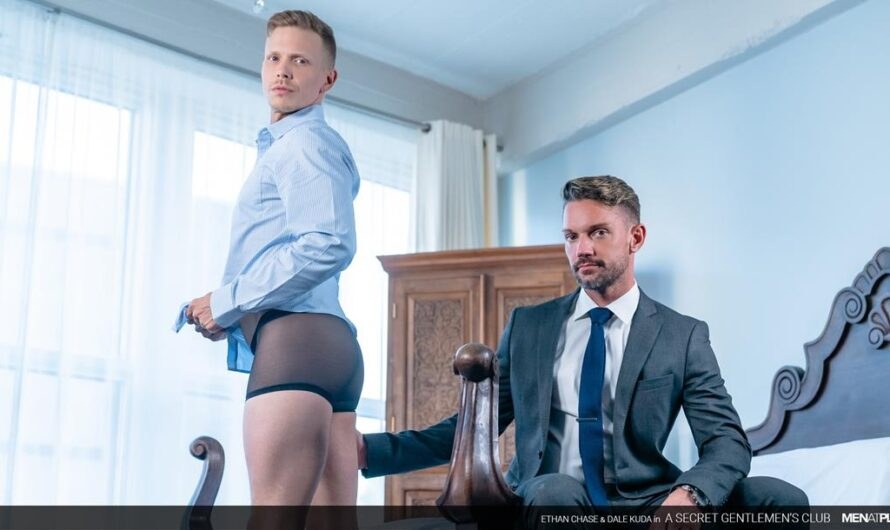 MenAtPlay – Secret Gentlemen's Club – Ethan Chase, Dale Kuda