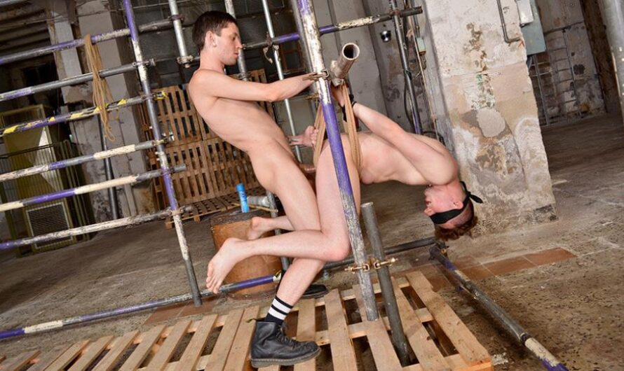 BoyNapped – Using & Tormenting The Boy Part 1 – Chase Parker, Xavier Sibley