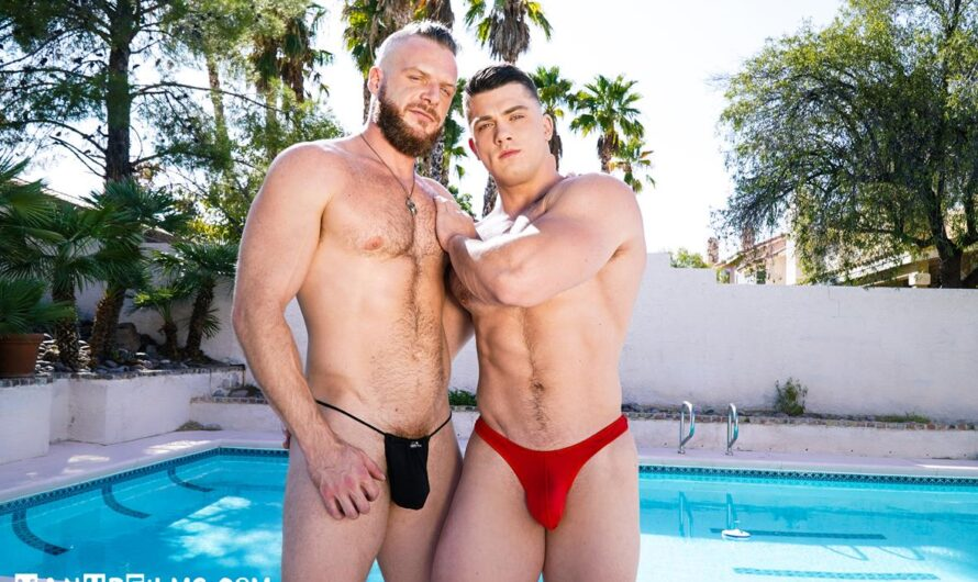 ManUpFilms – Lance Makes Collin and Brian Jerk Each Other Off Part 1 – Brian Bonds, Lance Hart, Collin Simpson