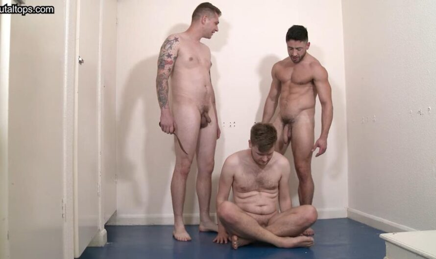 BrutalTops – Master Thomas and Master Aaron Dominate Their Sub