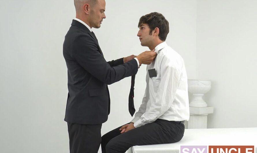 MissionaryBoys.com – Close Physical Examination – Trent Summers, Elder Masters