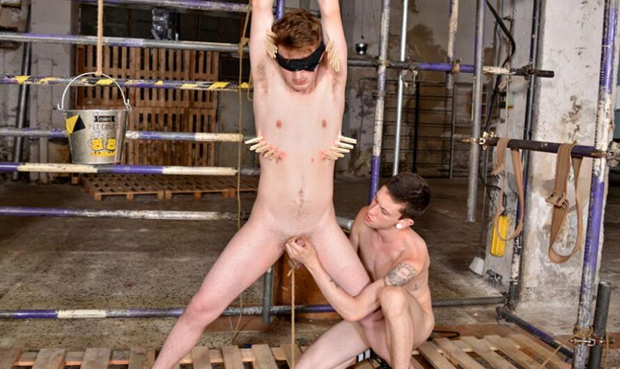 BoyNapped – Using & Tormenting The Boy Part 2 – Chase Parker, Xavier Sibley