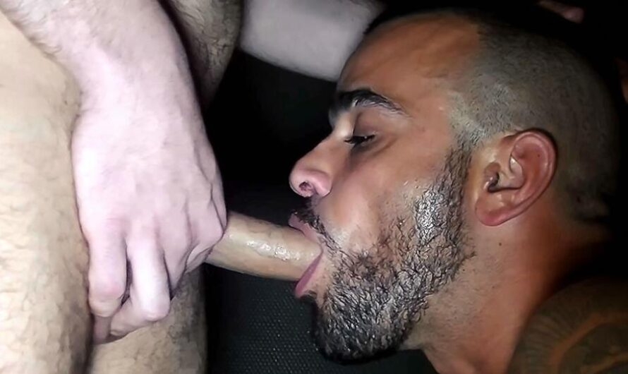FrenchDudes – A Manly Massage – Damien Crosse, Fred BDX