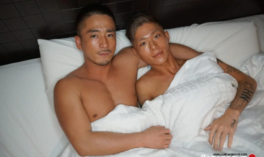 JapanBoyz – Kouya Gets A Boyfriend for Xmas